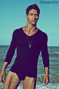 Christopher Shapiro male fitness model