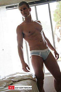 John Cherland male fitness model