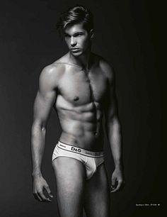 John Mohar male fitness model