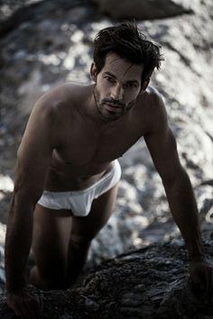 Thorsten Gohr male fitness model
