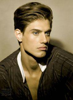 Marco Castelli male fitness model