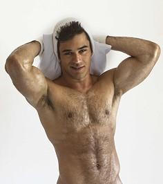 Felipe Medeiros male fitness model