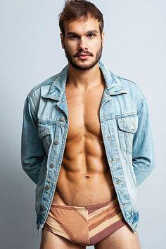 Joao Victor male fitness model