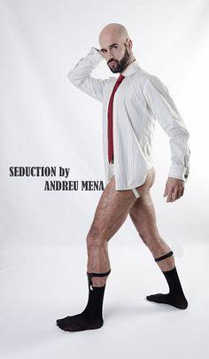 Manu Gassó male fitness model