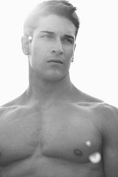Christian Geisselmann male fitness model