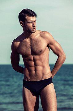 Joan Pastor male fitness model