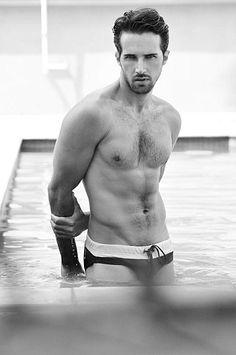 Antonio Bevilacqua male fitness model