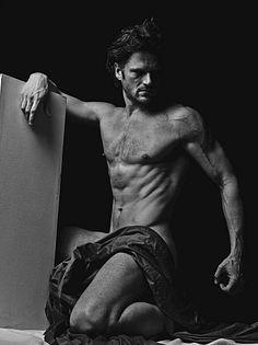 Jason Chipman Howlett male fitness model