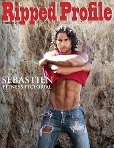 Sebastien Large male fitness model