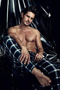 Michael Pichler male fitness model
