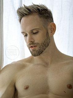 Jake Hollings male fitness model