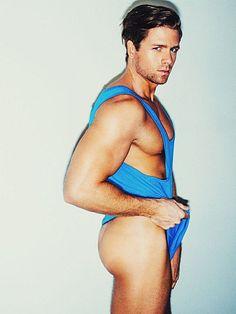 Steve Dehler male fitness model