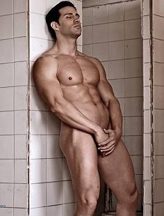 David Roca male fitness model
