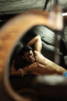 Ricardo Barreto male fitness model