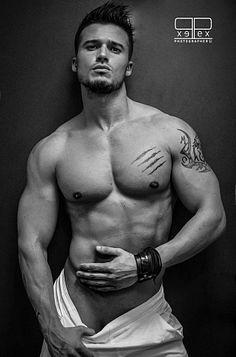 Frenky male fitness model
