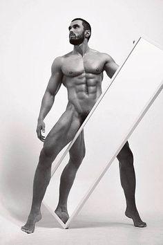 Nikolay Cholakov male fitness model