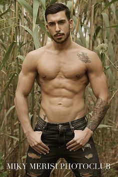 Domenico Cirillo male fitness model