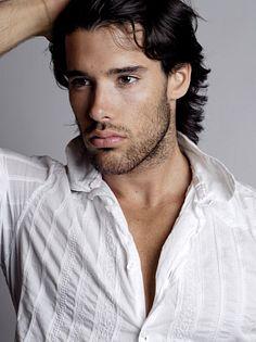 Matt Aymar male fitness model