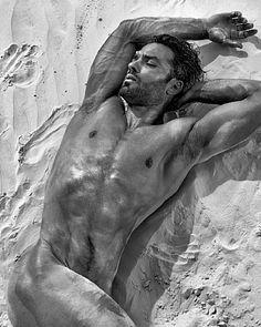 Errikos Andreou male fitness model