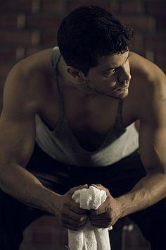 Francisco Bass male fitness model
