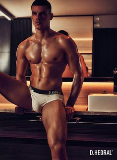 Alexsandro Duarte male fitness model