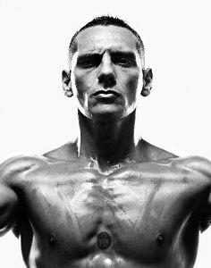 Luizo Vega male fitness model