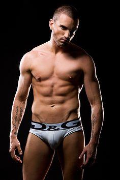 Antti Peltonen male fitness model