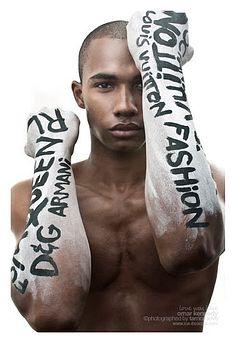 Omar Kennedy male fitness model