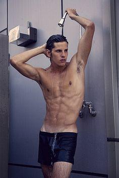 Scott Amenta male fitness model
