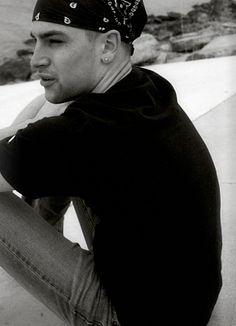 Matt Altieri male fitness model