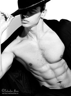 Michal Gajdosech male fitness model