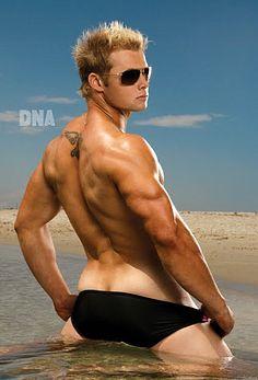 Vincent Gough male fitness model