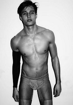 Zach Durham male fitness model