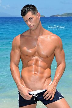 Kevin Lajeunesse male fitness model