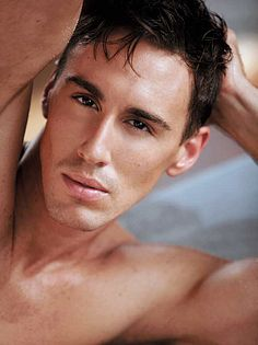 Ryan Steer male fitness model