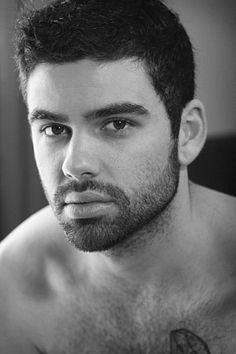 David Botrell male fitness model