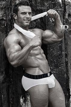 Frank Lio male fitness model