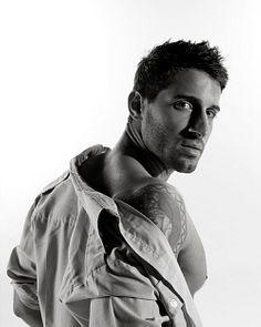 Mario Campanaro male fitness model