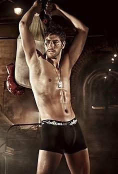 Victor Pecoraro male fitness model