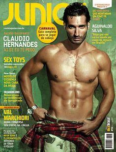 Claudio Hernandes male fitness model