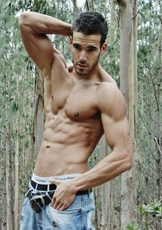 Bruno Nunes male fitness model