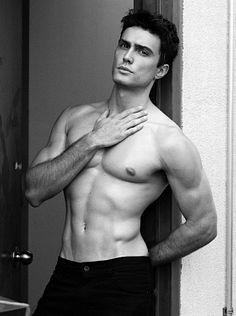 Fedja male fitness model
