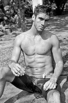 Leonardo Marques male fitness model