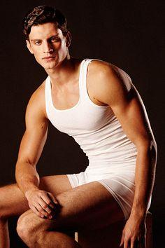 Chris Garavaglia male fitness model