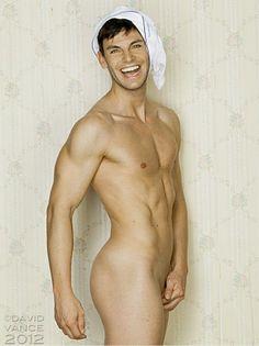Michael Mutz male fitness model