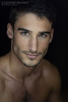 Claudio Russo male fitness model