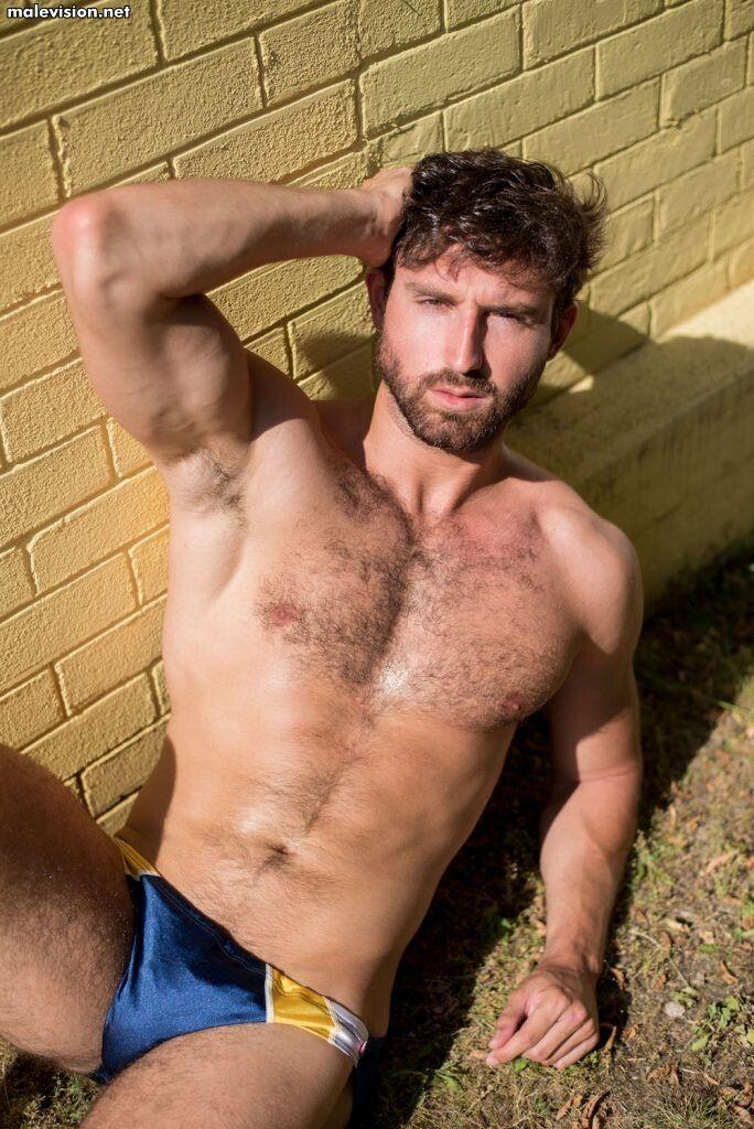 Male Model Street: Matt loewen