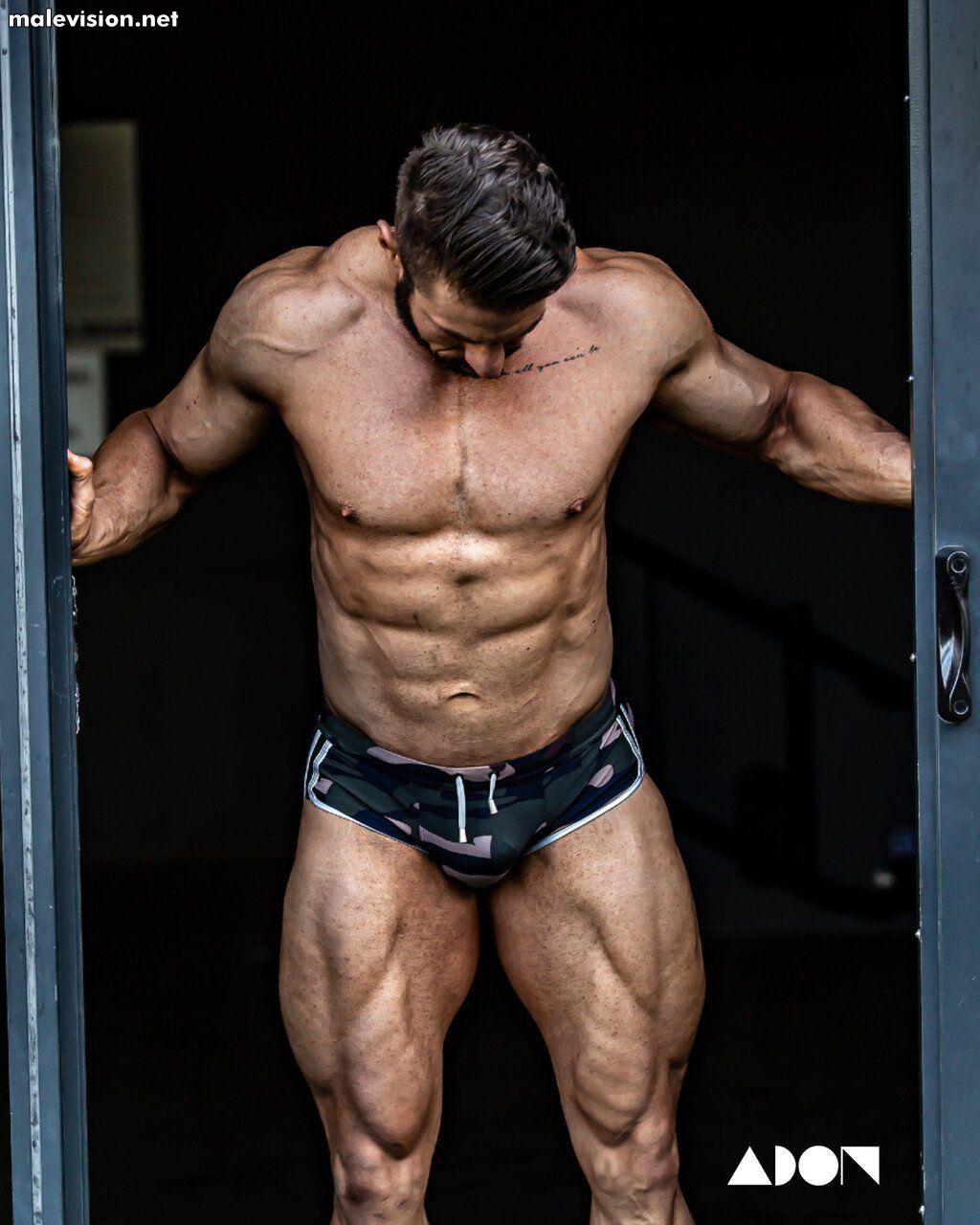 David Lurs21 - Male Models - AdonisMale