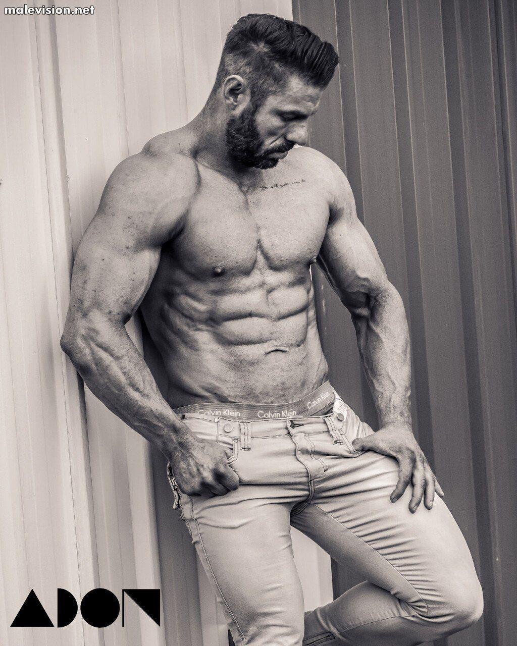 David Lurs 196 - Male Models - AdonisMale