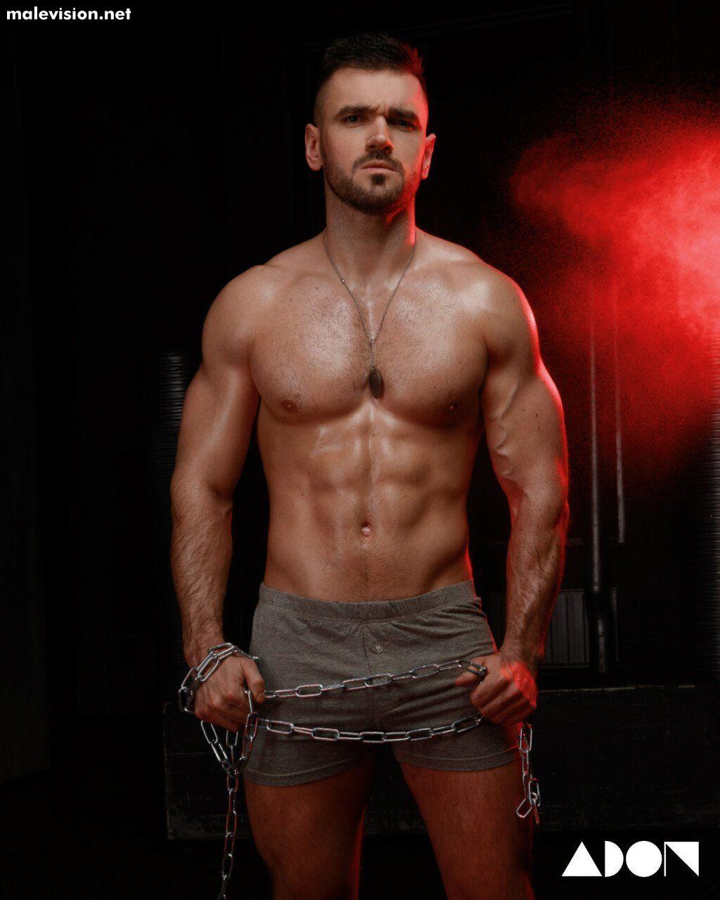 Adrian Rafael - male models galleries